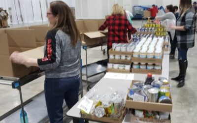 Neighbors helping neighbors during the COVID-19 emergency