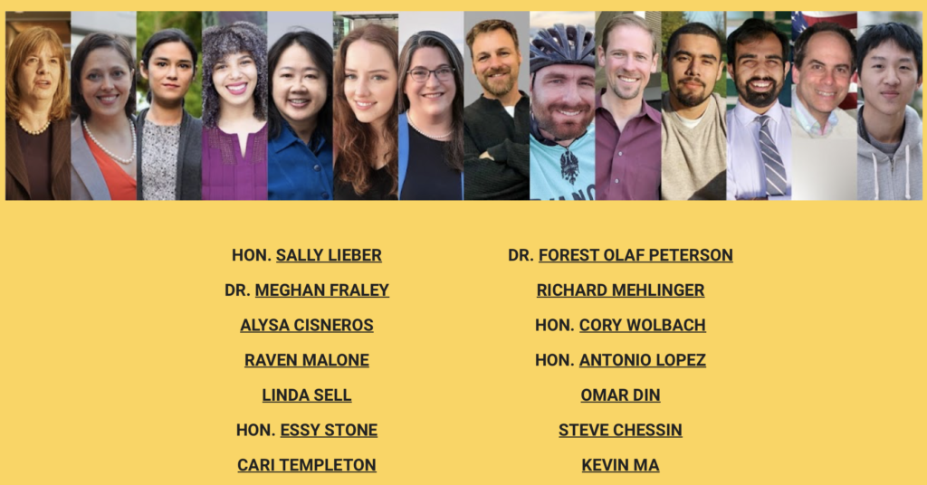 North Star slate for AD 24
